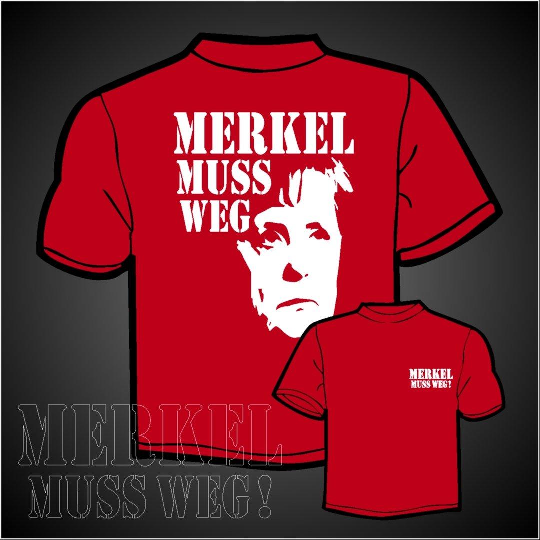 Merkel Muss Weg 2