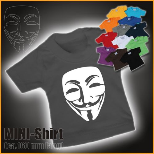 "MINI-Shirt ""Anonymous"""
