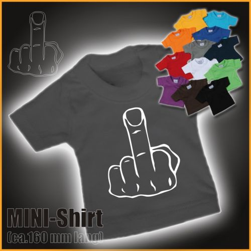 "MINI-Shirt ""Stilles Einhorn"""