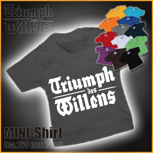 "MINI-Shirt ""Triumph des Willens"""