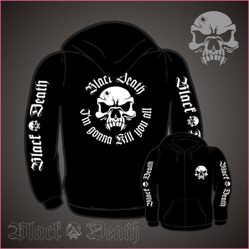 Black Death (Girliejacke)