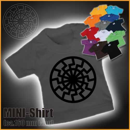 "MINI-Shirt ""Black Sun"""