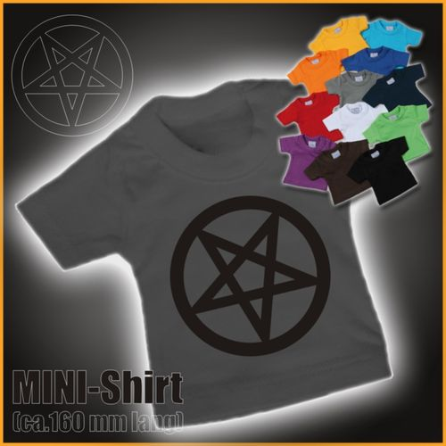 "MINI-Shirt ""Pentagram"""