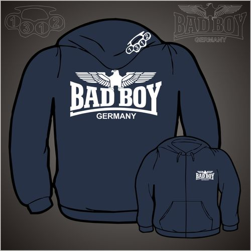 Bad Boy (Kapuzenjacke)