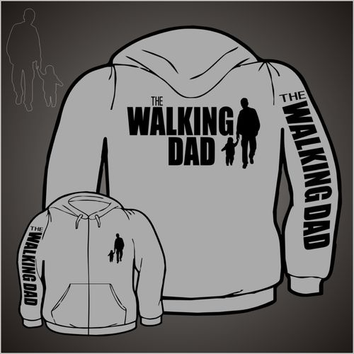 The Walking Dad (Kapuzenjacke)