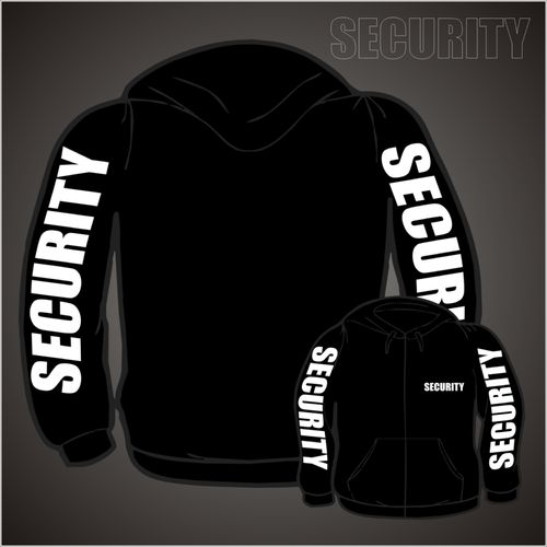 SECURITY (Kapuzenjacke)