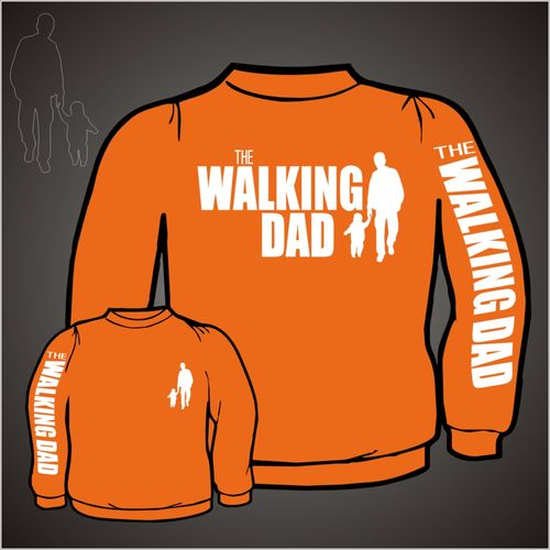 The Walking Dad (Pullover)