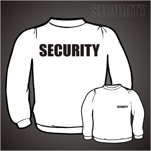 SECURITY (Pullover)
